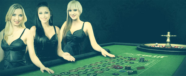 Live dealer casino with Skrill payments